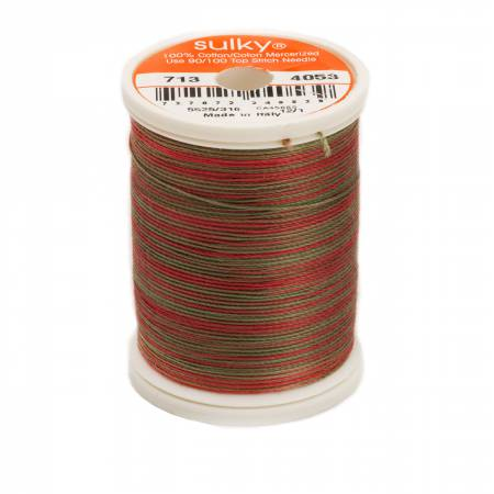 Blendables Cotton Thread 2-ply 12wt 660d 330yds Falling Leaves
