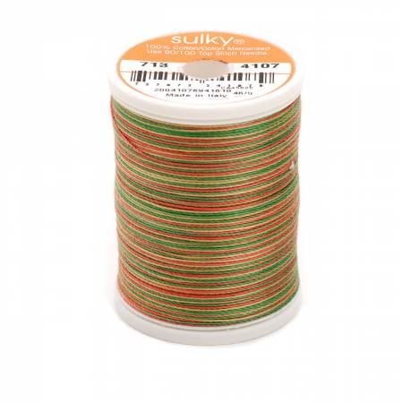 Blendables Cotton Thread 2-ply 12wt 660d 330yds antique Christmas
