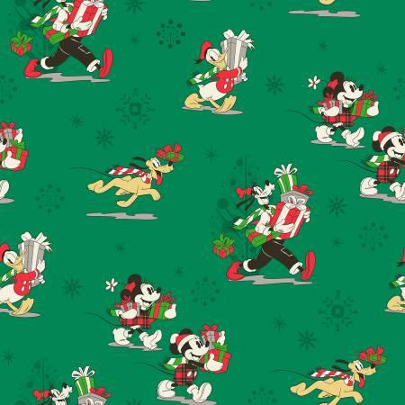 Disney Mickey & Friends Christmas Day