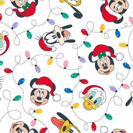 Disney Mickey & Friends Christmas Lights