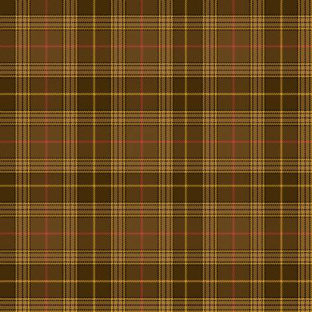 Brown Harvest Plaid