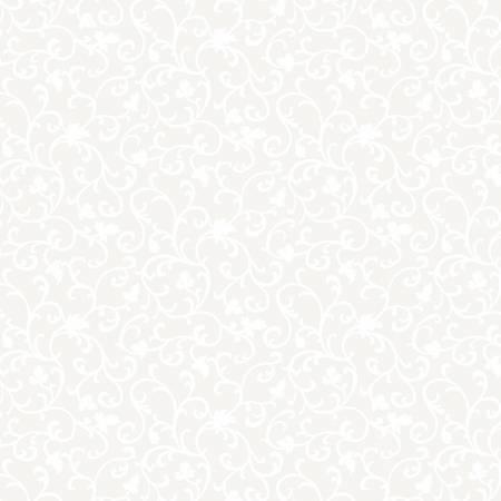 White/White Scroll 7212-1055-100