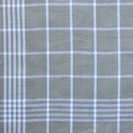 Picnic Plaid Taupe Tea Towel