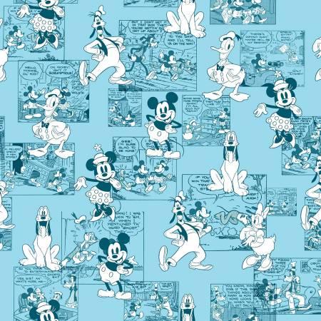 Disney Mickey & Friends Sensational 6 Comic Strip