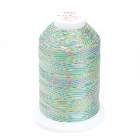 Sulky Blendables Cotton Thread 30wt 3200yds 730-4124 Summertime