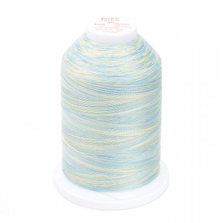 Sulky Blendables Cotton Thread 30wt 3200yds 730-4125 Butter And Sky