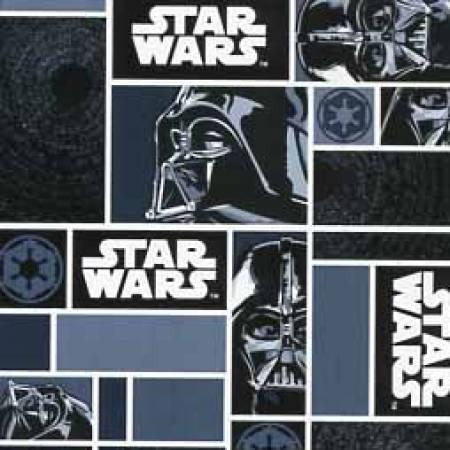 Black Darth Vader Fleece