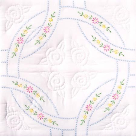Interlocking Wedding Ring Quilt Block Set