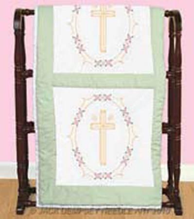 Cross Quilt Block Set