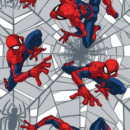 Marvel Spiderman Web Crawler