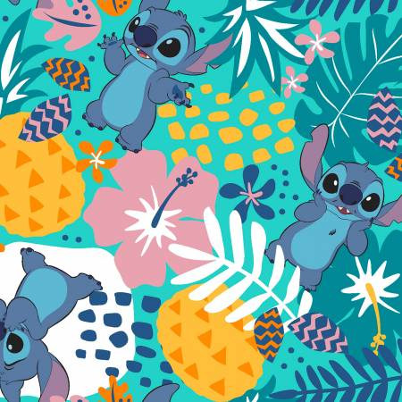 Disney Lilo & Stitch in the Jungle