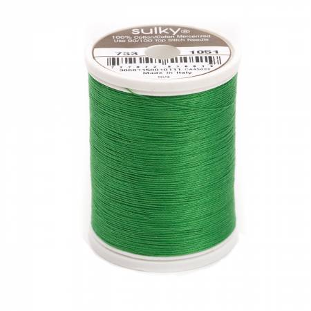 Sulky 30 wt 733-1051 Christmas Green