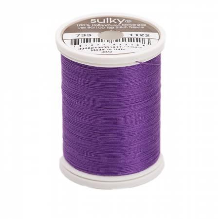 Sulky 30 wt 733-1122 Purple