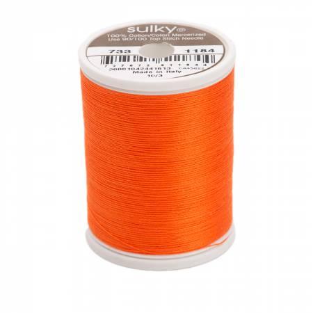 Sulky 733 1184 - Orange Red