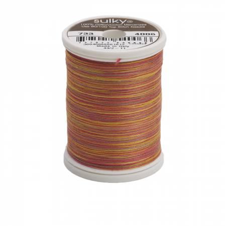 Blendables Cotton Thread 2-ply 30wt 400d 500yds Autumn, 4006