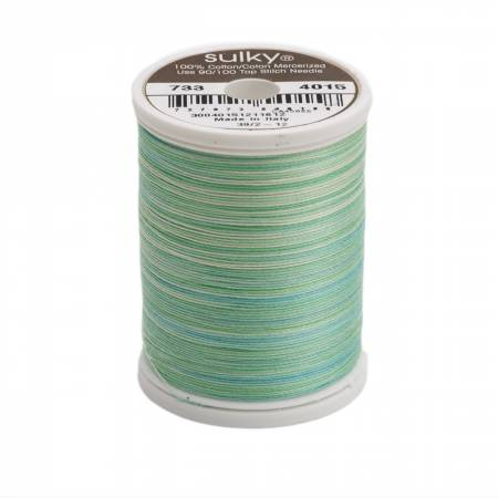 Sulky Cotton Blendables - 30wt. - Cool Waters - 500 yd/ 450m