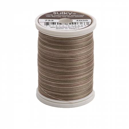 Blendables Cotton Thread 2-ply 30wt 400d 500yds Earth Taupe