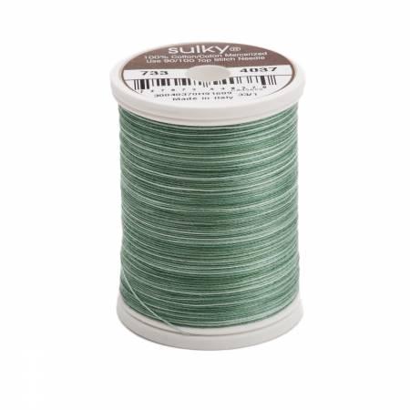 Blendables Cotton Thread 2-ply 30wt 400d 500yds Saucy Sages