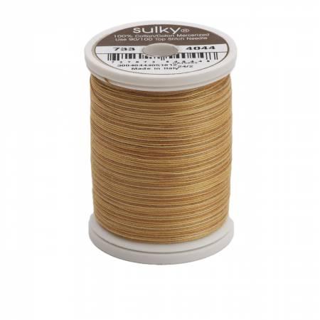 Blendables Cotton Thread 2-ply 30wt 400d 500yds Butterscotch