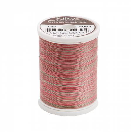 Blendables Cotton Thread 2-ply 30wt 400d 500yds Falling Leaves