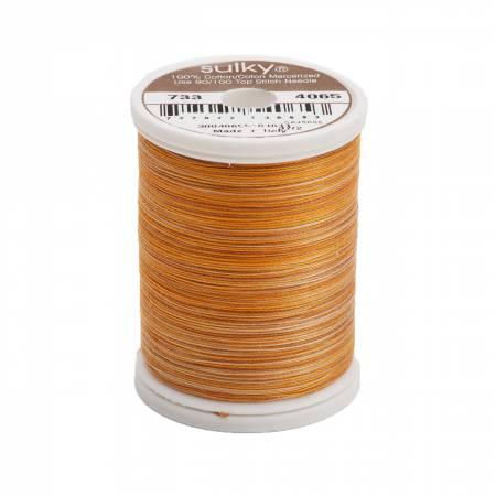 Sulky Cotton Blendables - 30wt. - Sundown - 500 yd/ 450m