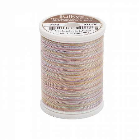 Sulky Cotton Blendables - 30wt. - Rosewood - 500 yd/ 450m