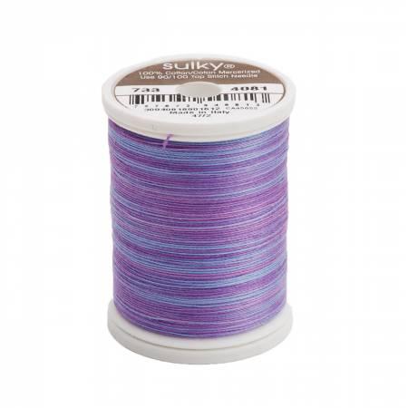Blendables Cotton Thread 2-ply 30wt 400d 500yds Passion Fruit