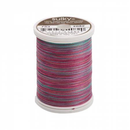 Sulky Cotton Blendables - 30wt. - Wild Rose - 500 yd/ 450m