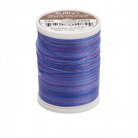 Blendables Cotton Thread 2-ply 30wt 400d 500yds Twilight