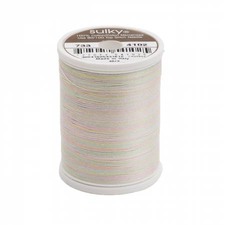 Sulky Cotton Blendables - 30wt. - Spring Garden - 500 yd/ 450m