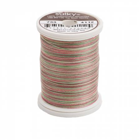 Blendables Cotton Thread 2-ply 30wt 400d 500yds Vintage Holiday