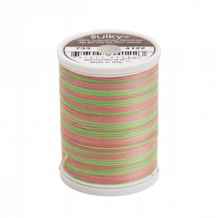 Blendables Cotton Thread 2-ply 30wt 400d 500yds Rosebud Sweet