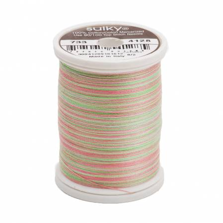 Sulky Cotton Blendables - 30wt. - Neon Lights - 500 yd/ 450m