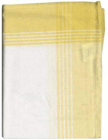 McLeod Tea Towel - Yellow/White