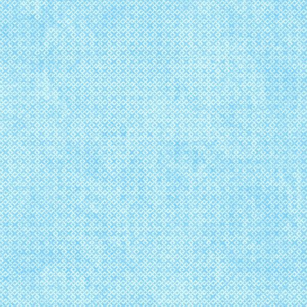 Light Blue Criss Cross 60in Wide Flannel