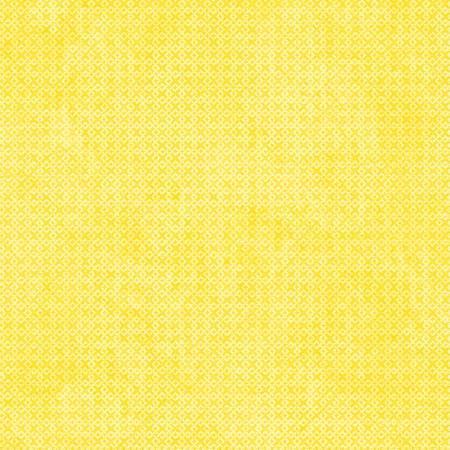 Yellow Criss Cross 60in Wide Flannel