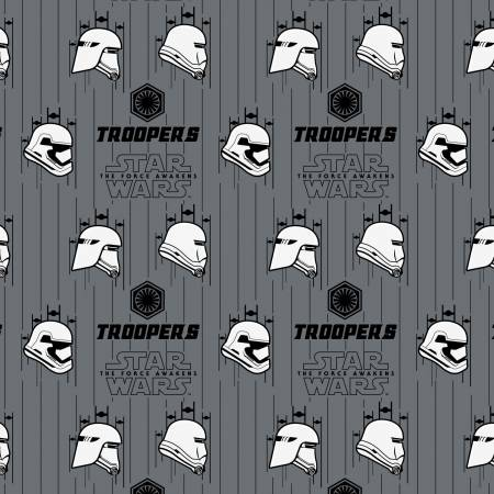 Iron Star Wars The Force Awakens Stormtroopers