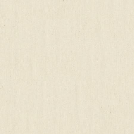 Q - Unbleached Natural 108 Wide Avalon Muslin 200 Count
