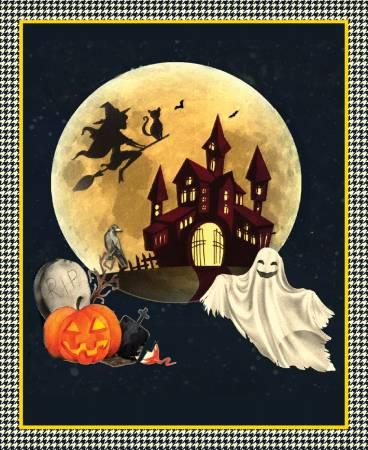 Halloween Darkside Panel 36in