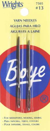 Boye Yarn Needle Size 16 2ct