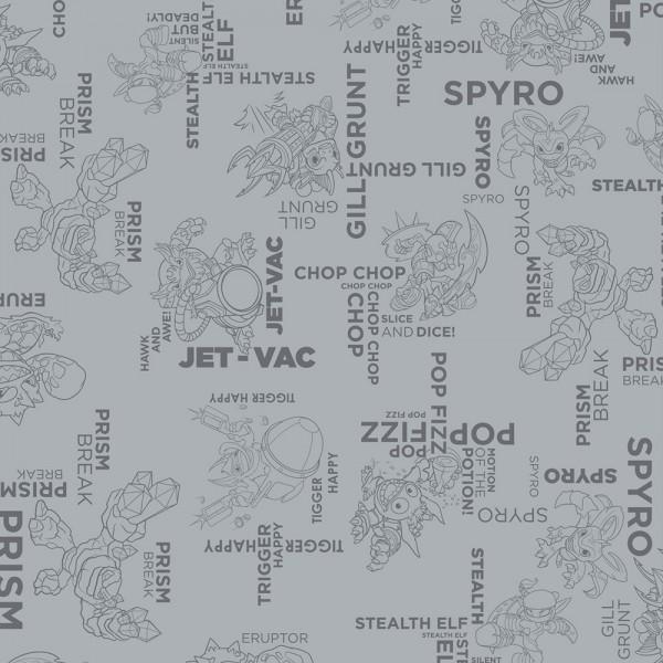 Skylanders Outlines - Stone - 7510105-03