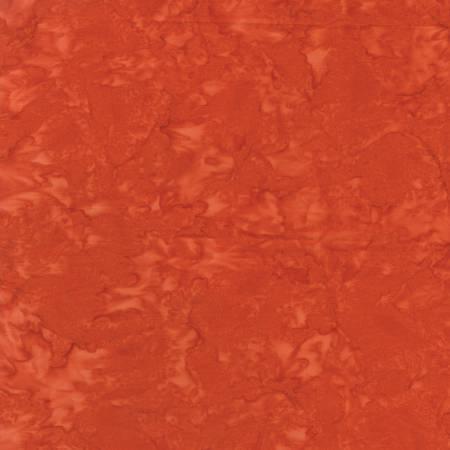 Persimmon Stone Quarry Batik
