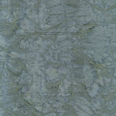 Sea Mist Stone Quarry Batik