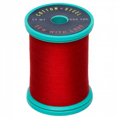 cotton+steel True red thread