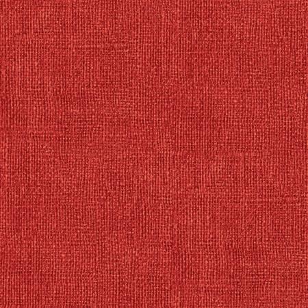 Red Solid Burlap