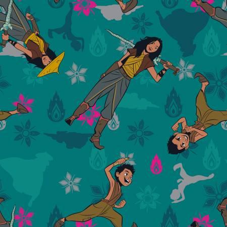 Disney Raya & The Last Dragon Team Raya