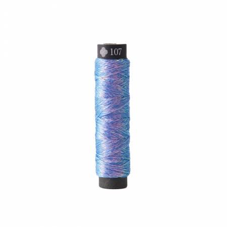 Cosmo Nishikiito Metallic Embroidery Thread Midnight Sun