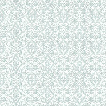 737 Modern Lace Turquoise