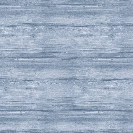 Sea Blue Washed Wood Contempo