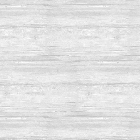 108 Washed Wood Flannel - Wide Back - Nickel